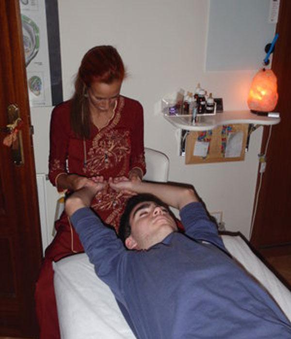 terapia kinesiologia holistica en Madrid