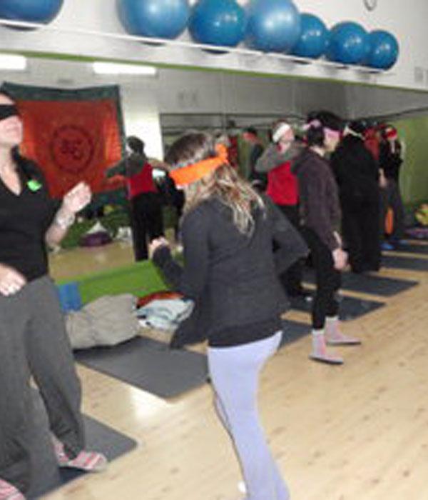 Taller de meditaciones activas Osho en Madrid